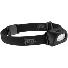 Petzl Tactikka + Headlamp black